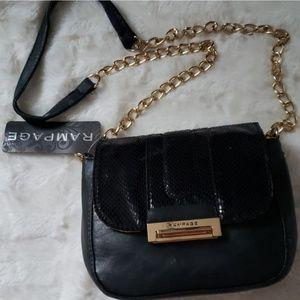 Rampage crossbody purse